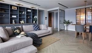 现代美式家具定制工厂