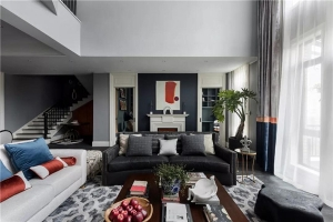 现代美式家具定制
