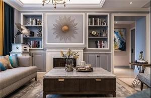 现代轻美式家具定制